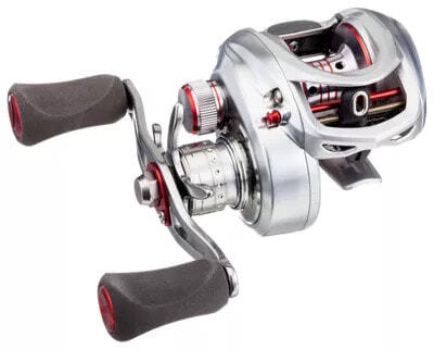 Катушка рыболовная мультиппикаторная Bass Pro Shops Johnny Morris Platinum Signature  #1