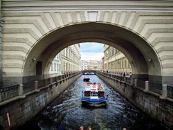 Северная Венеция: реки, каналы и мосты. Прогулка на теплоходе