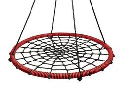 Качели гнездо паутинка IgraGrad 120 красно-черные. Бестселлеры от IgraGrad