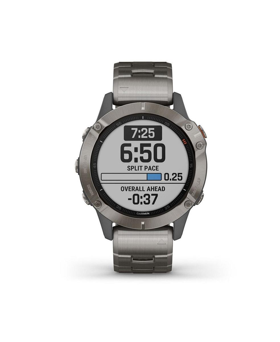 Умные часы Garmin, серебристый #1